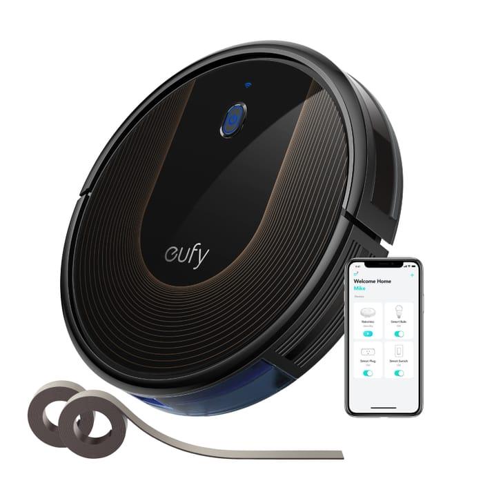 Save £26 on Eufy RoboVac 30C with WiFi and Boundary Strip