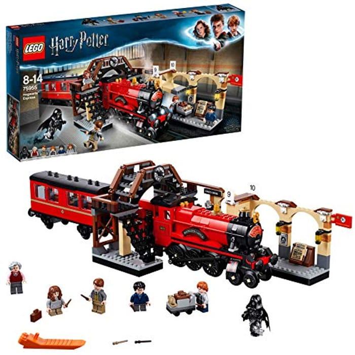 LEGO 75955 Harry Potter Hogwarts Express Train Toy - Wow!