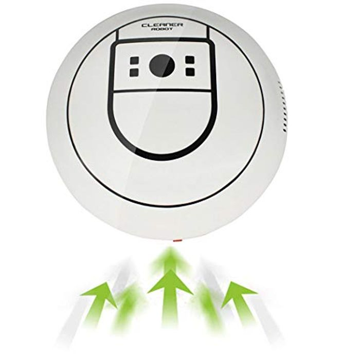 Smart USB Robot Vacuum Cleaner