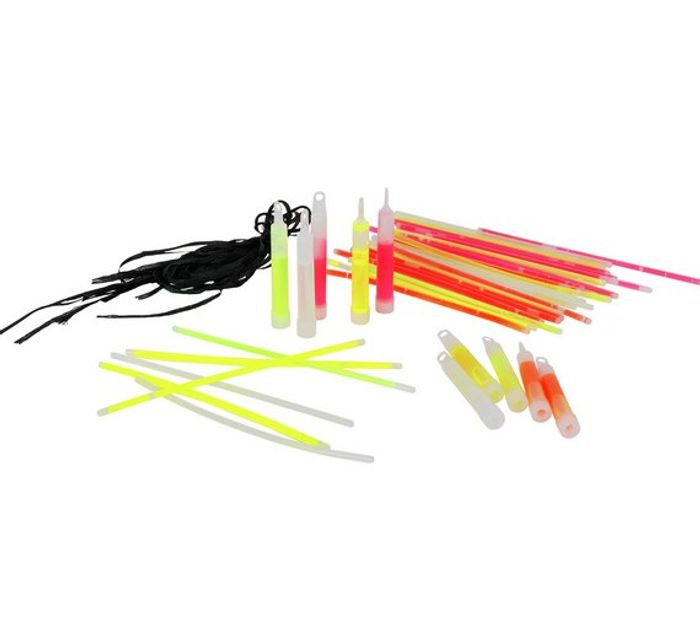 Glow Sticks Bumper Pack - 40 Only £1