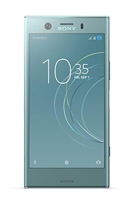 Sony Xperia XZ1 Compact 4.6 Inch HD Screen, Android 8.0 Oreo,