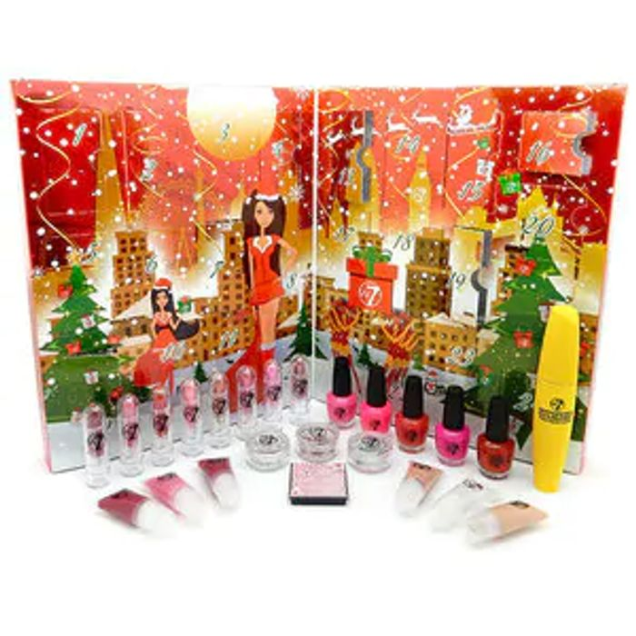 W7 Advent Calendar, Free Delivery
