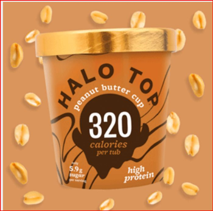 Free Tub of Halo Ice Cream at Iceland (With Code) When You Shop Online.