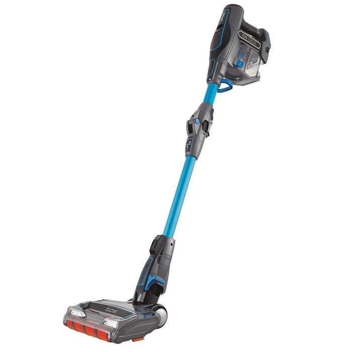 Shark Cordless Stick Vacuum Cleaner [IF200UK] Single Battery, Blue