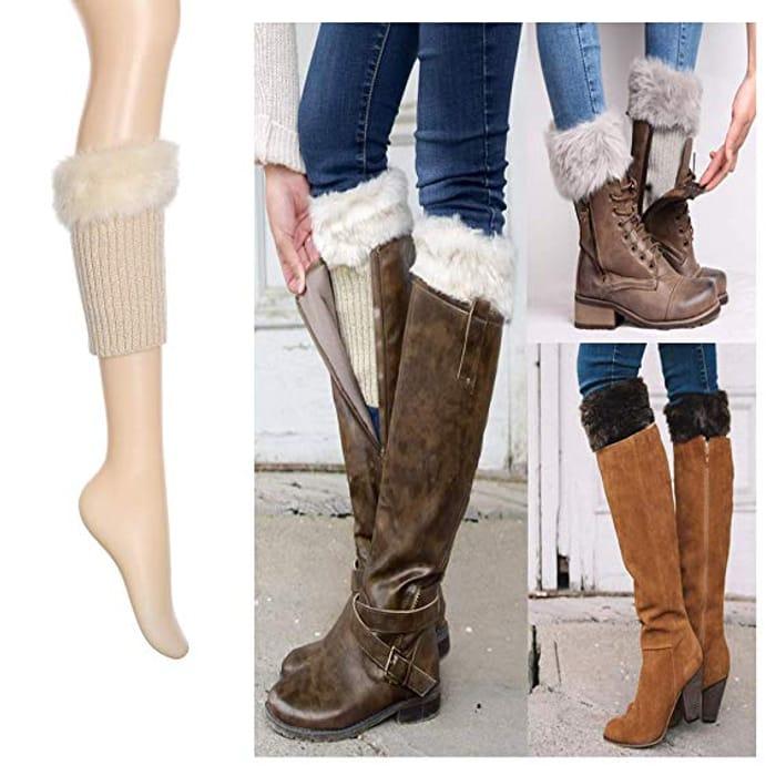Winter Leg warmer/Boot Cuffs, Only 2.99