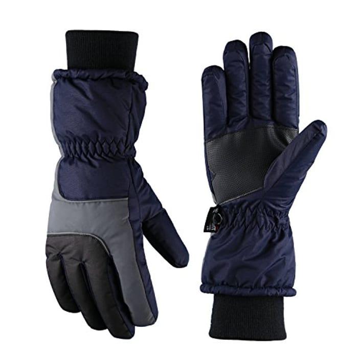 45% off Fazitrip 3M Thinsulate Insulation Men's and Women's Ski Gloves