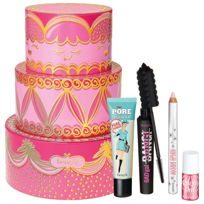 Benefit Triple Decker Decadence Holiday 2018 Tiered Set