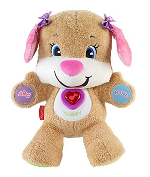Fisher-Price CGR39 Laugh and Learn Puppy Sis
