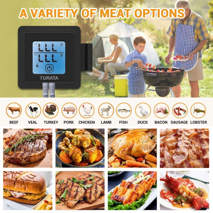 65% off Bluetooth Meat Thermometer