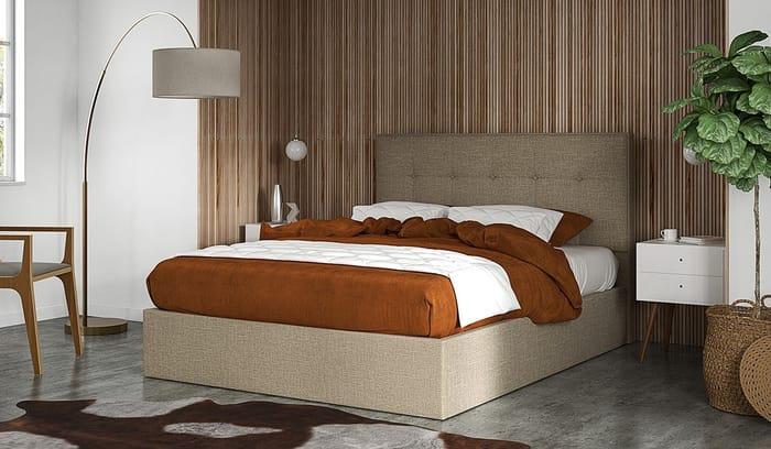 Bensons for Beds Black Friday Deal - Allegra Ottoman Bed Frame