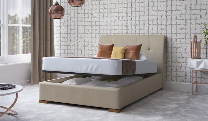 San Diego Ottoman Bed Frame Black Friday Deal