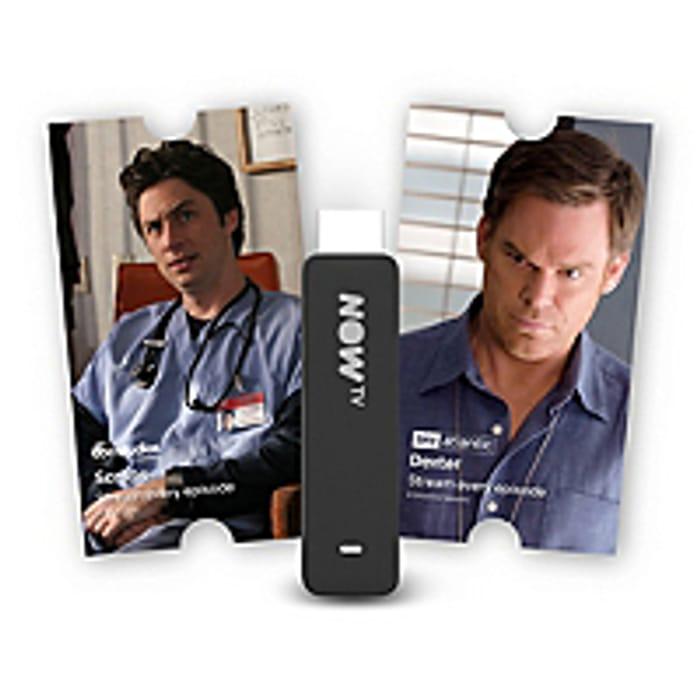 Now TV Smart Stick & 2 Month Entertainment Pass