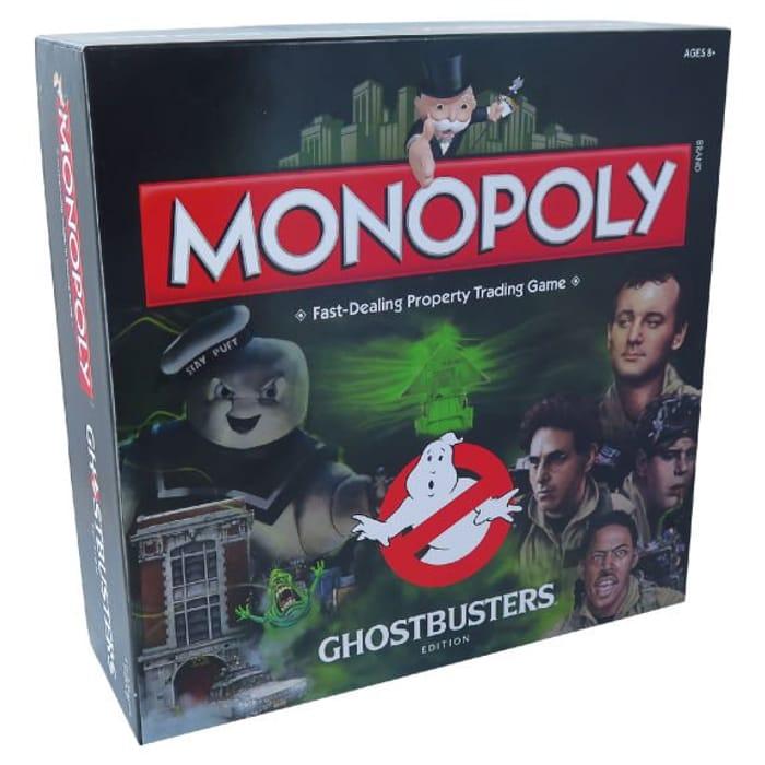 15% off Selected Monopoly Sets e.g. Star Trek £12.74