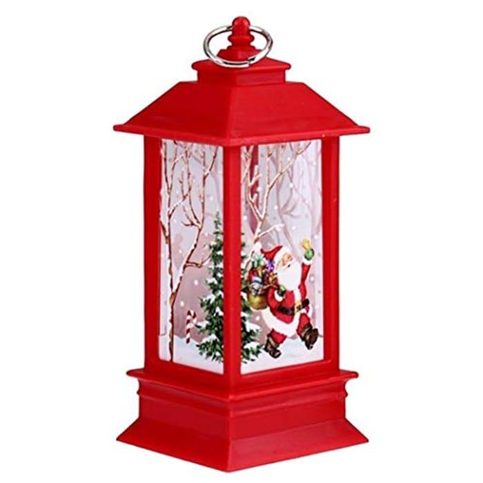 Mini Decorative Table Lamp