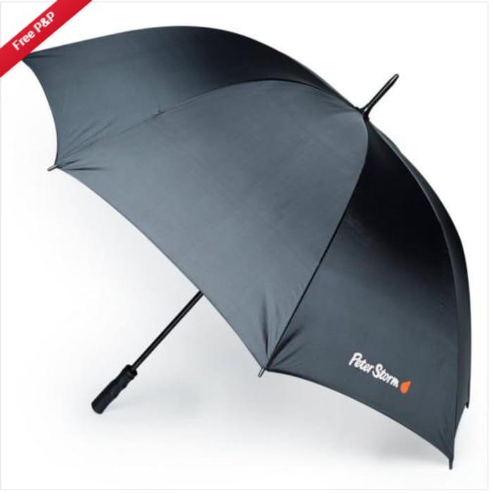 New Peter Storm Golf Umbrella Walking Hiking Gear Raining Only £6