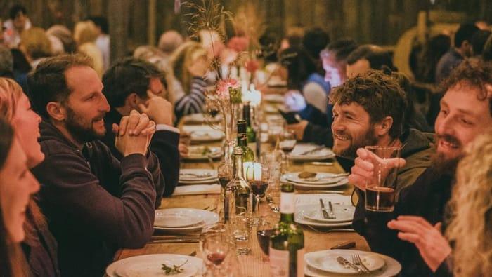 Win 2 Feast Night Tickets from Nancarrow Farm in Cornwall