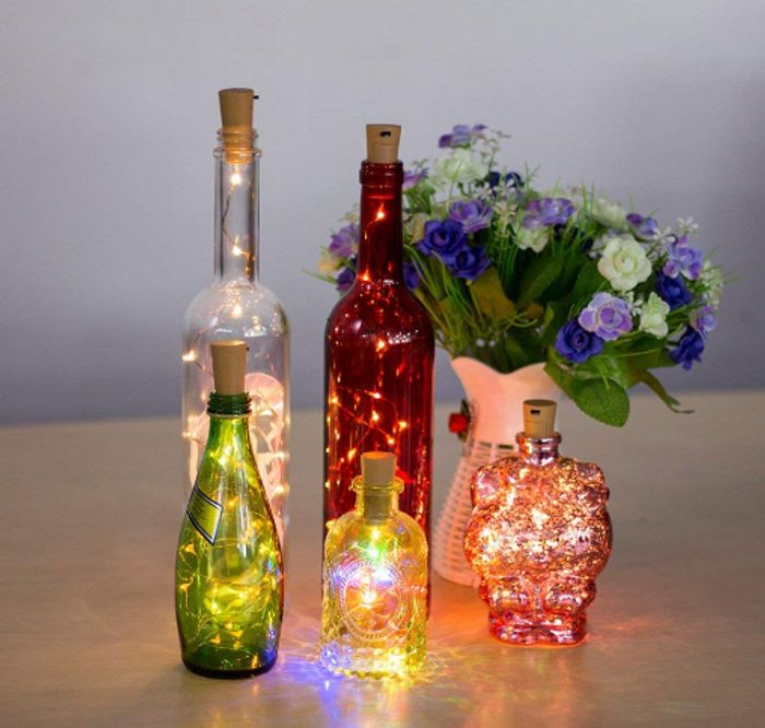 DIY Fairy Lights for Christmas and Party(only £6.74)