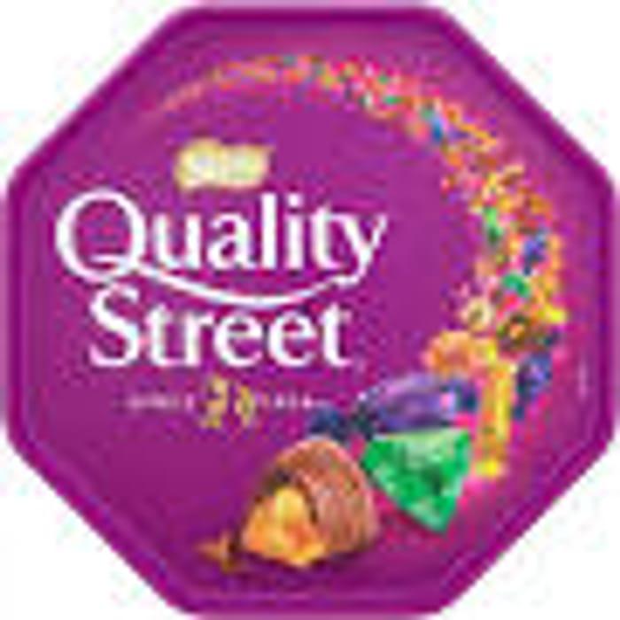 Quality Street Tub 720g