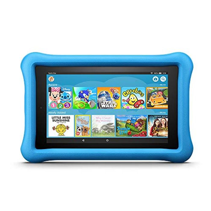 Amazon Fire 7 Kids Tablet 40% off - Black Friday Deal