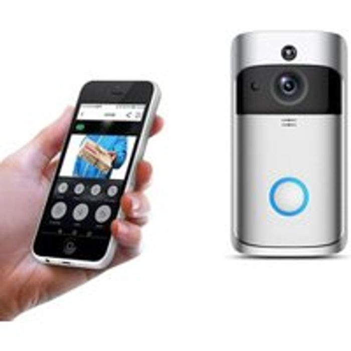 Wowcher: Black Friday Deal WiFi Security Video Doorbell