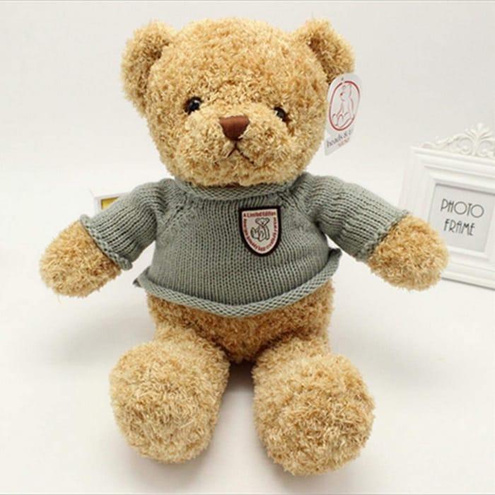 Kids Cartoon Bear Doll Toy Gift