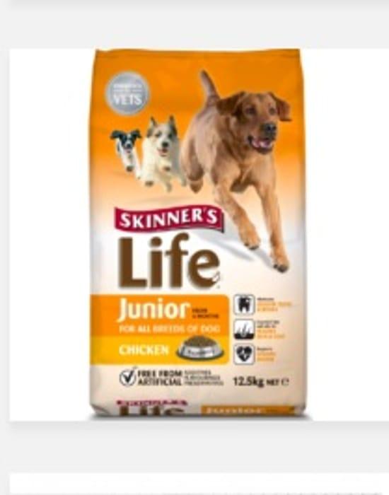 Skinners Dog Food Sample Pack