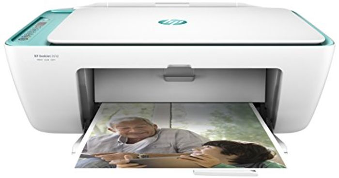 HP Deskjet 2632 All-in-One Printer, Instant Ink with 3 Months Trial