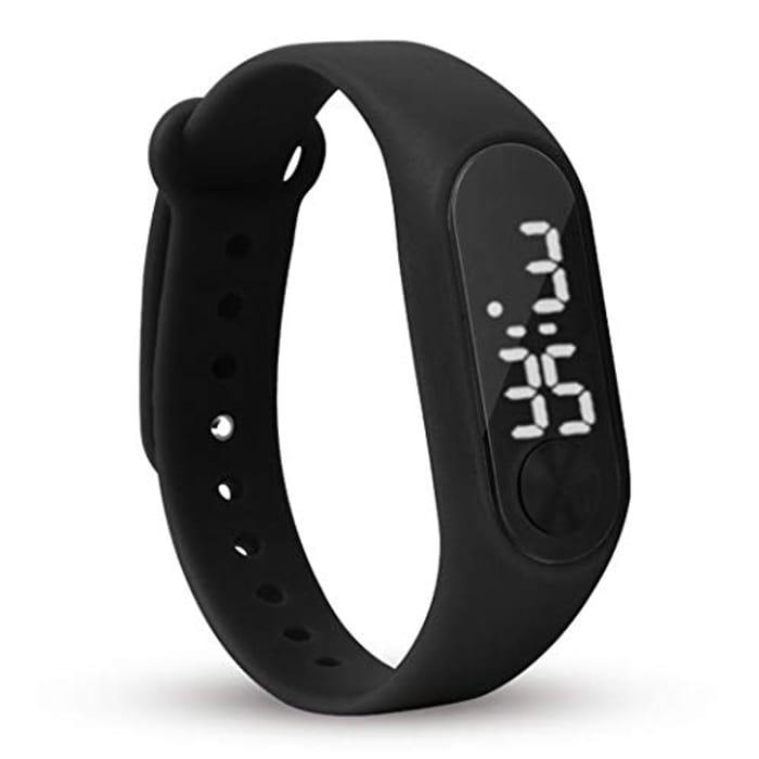 Fantiff Walking Distance Running Calorie Counter Digital LCD Sporting Smart