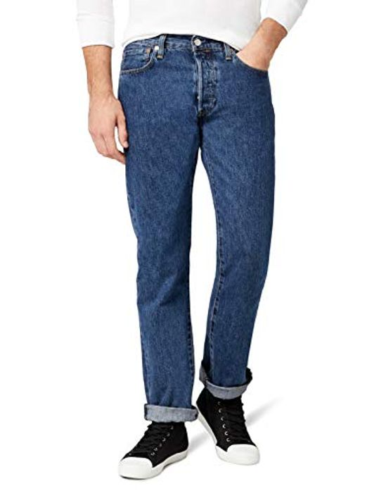 1 pair of Levi 501 Jeans for £49.73 at Amazon!