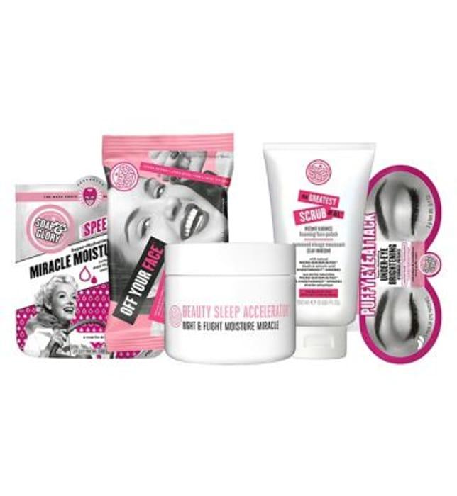 Soap + Glory Girls Night in Bundle (5 Items)