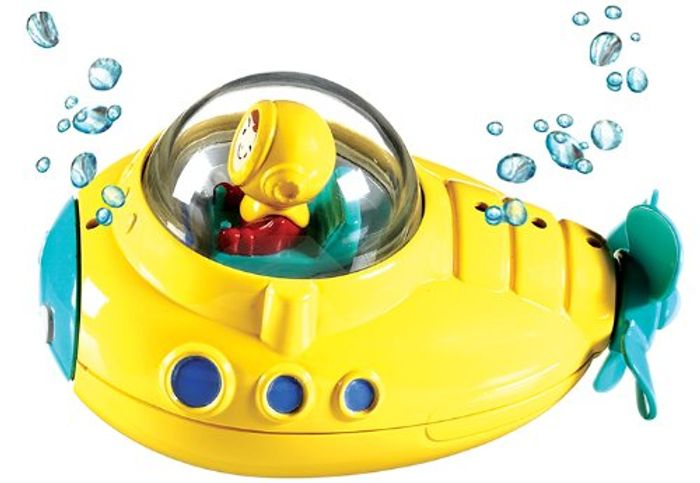 Undersea Explorer Bath Toy