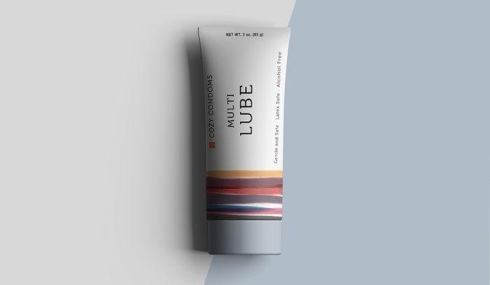 Free Condom & Lube Sample