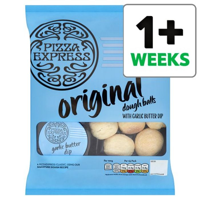 HALF PRICE Pizza Express Dough Balls (Big Bag)