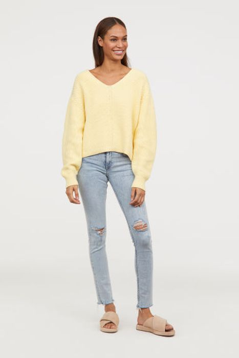 Up to 50% off Selected Denim & Basics in 48 Hr Sale at H&M