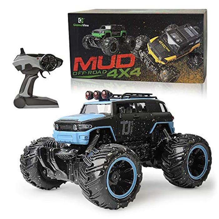 Monster Truck Remote Control Car HALF PRICE