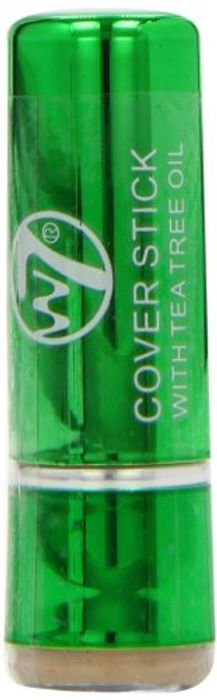 W7 Cover Stick with Tea Tree Oil Concealer - Light/Medium