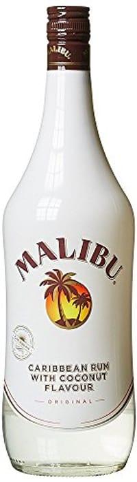 Malibu Caribbean Coconut Rum, 1 L