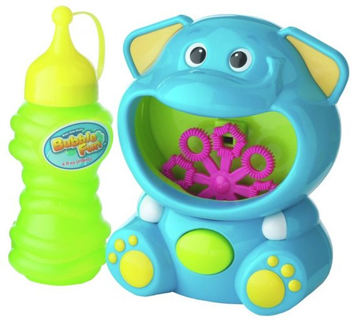 Chad Valley Bubble Animals Assortment Only £3.50