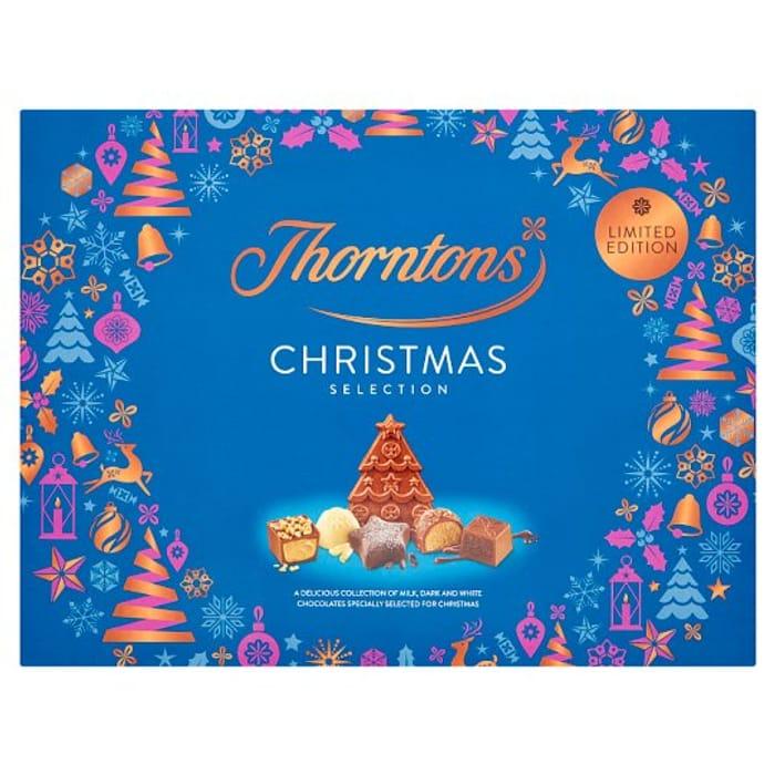 Thorntons Seasonal Box 418G Half Price