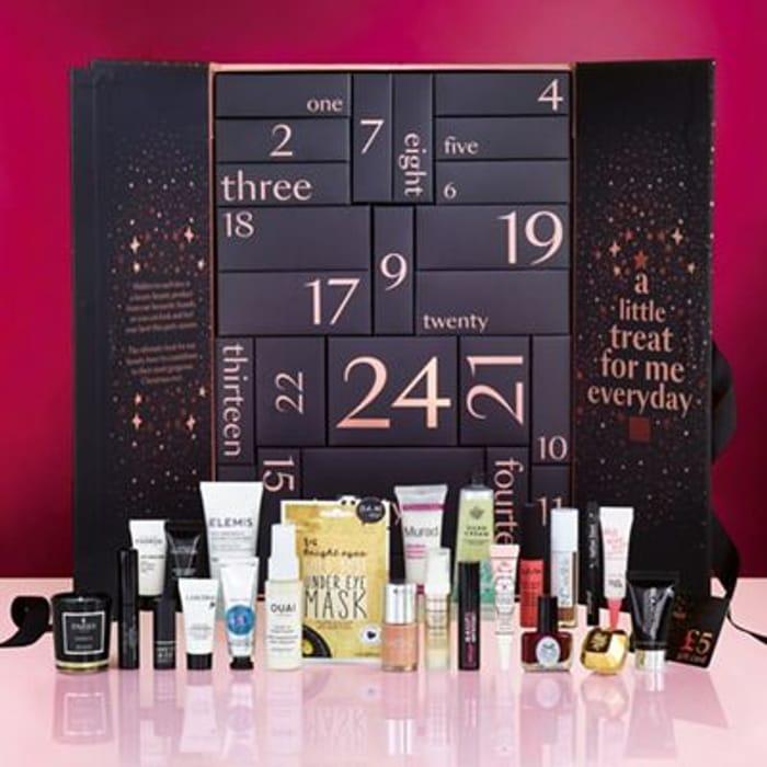 Debenhams Beauty Advent Calendar - Now Half Price!