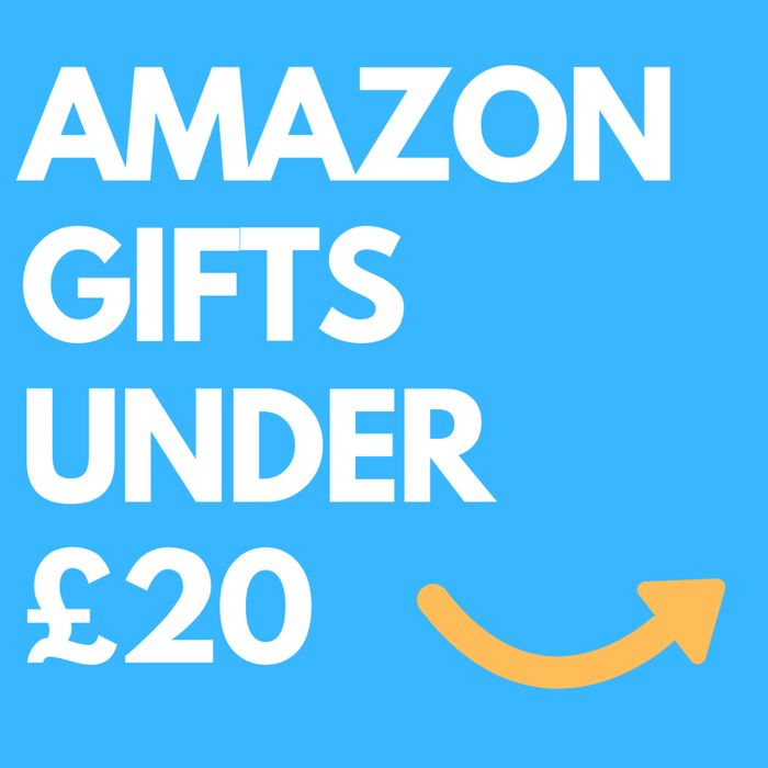 Amazon Gifts under £20 with PRIME DELIVERY