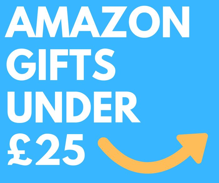 Amazon Gifts under £25 with PRIME DELIVERY