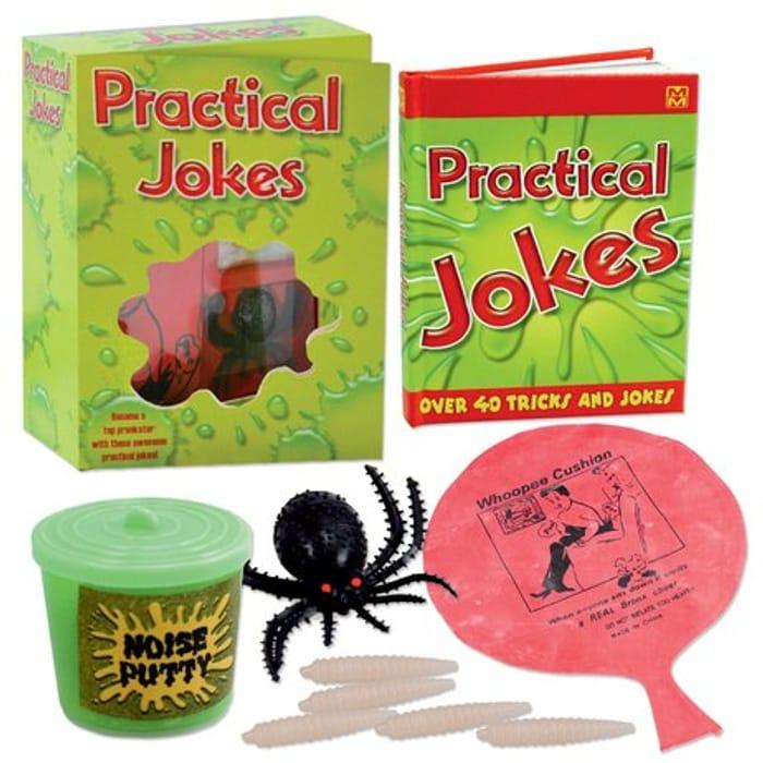 Practical Jokes Kit