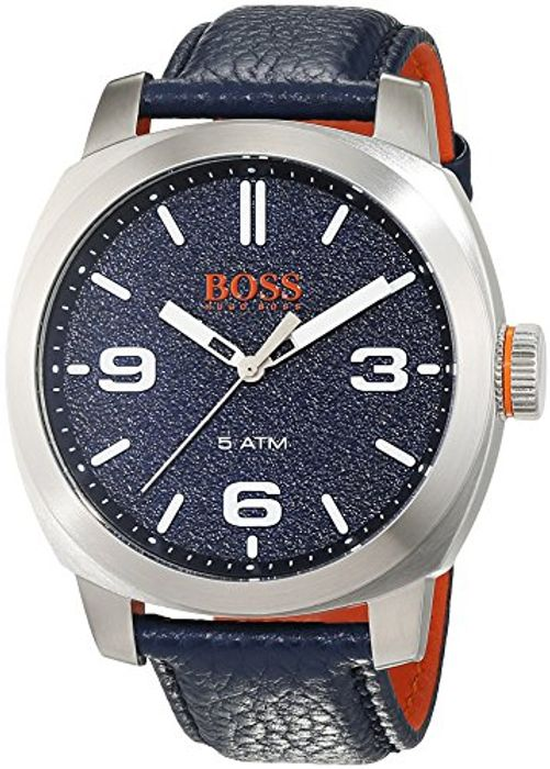 Deal of the Day! Hugo Boss Orange Cape Town Men's Quartz Watch