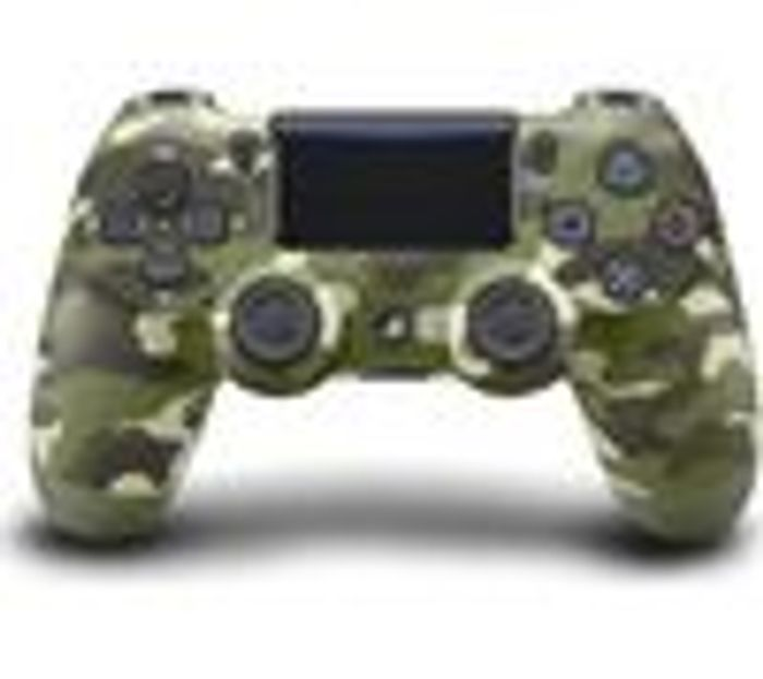 SONY DualShock 4 V2 Wireless Controller - Green Camo