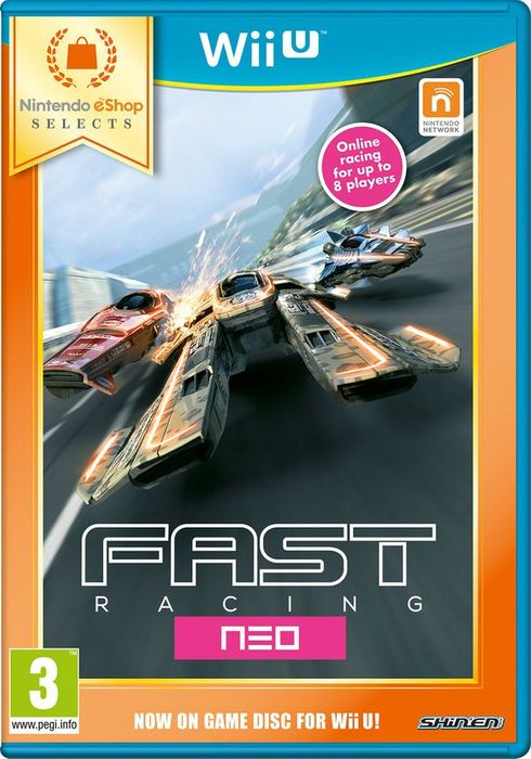 F.A.S.T Racing NEO | SteamWorld Collection (Nintendo Wii U) - £12 Each!