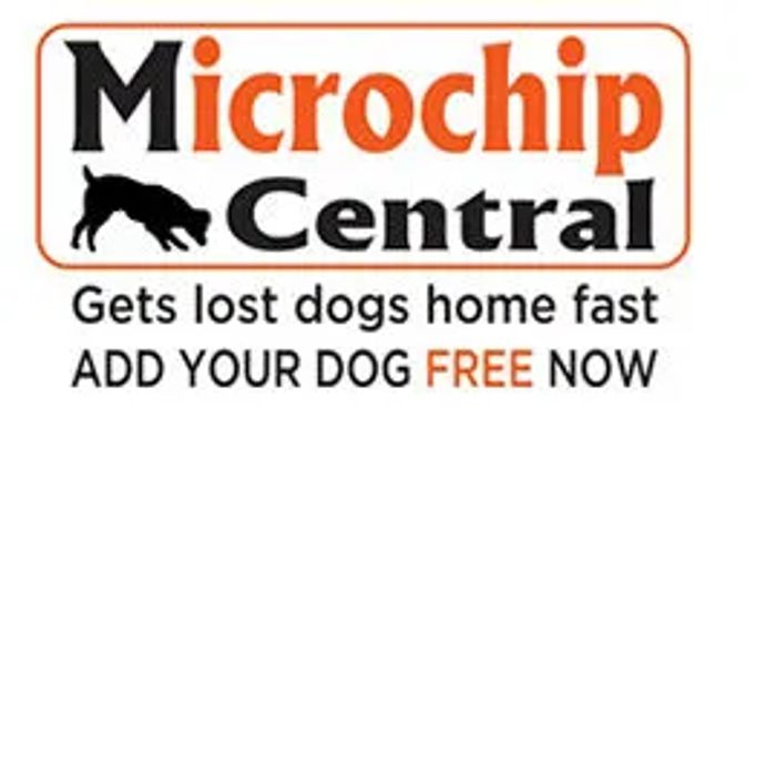 MicroChip Central a FREE Service for Every Dog.