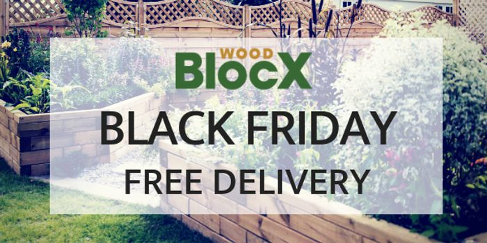 Free Delivery on All WoodBlocX Kits