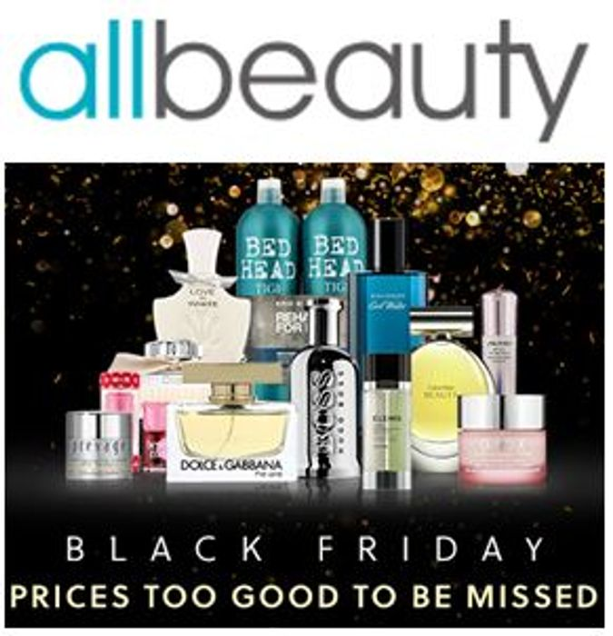 All Beauty BLACK FRIDAY SALE