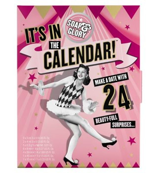 Half Price Soap & Glory It's in the Calendar! Gift Set